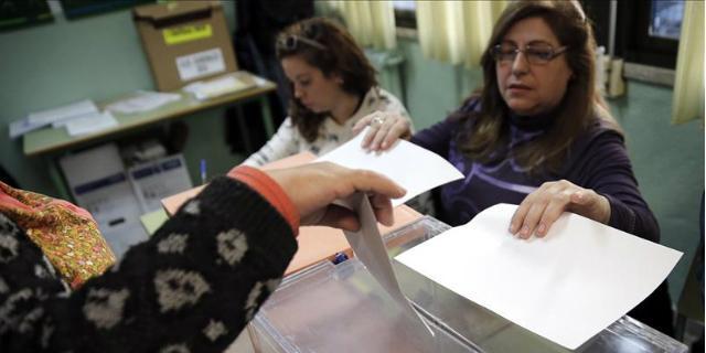 El porcentaje de participación en Pozuelo es del 39,94%, dos puntos menos que el 20D
