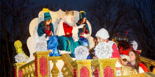 La Cabalgata de Reyes de Majadahonda contará con siete carrozas, ocho pasacalles y mucha música