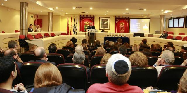 Majadahonda homenajea a las víctimas del Holocausto