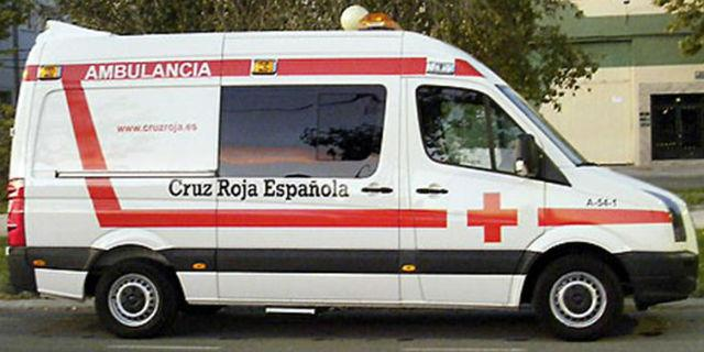 cruz-roja-interviene-en-un-atropello-con-un-herido-en-majadahonda